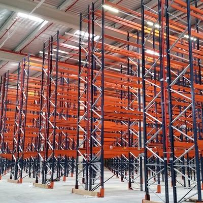 Proyecto construcción industrial