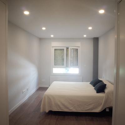 Reforma Habitación en Madrid
