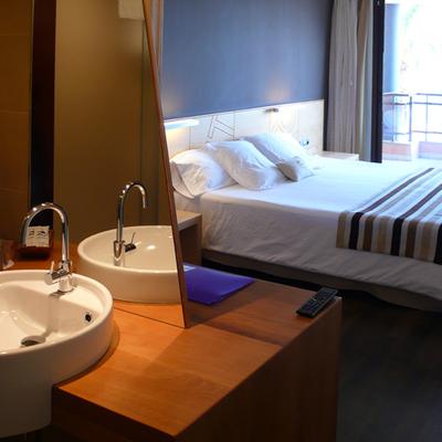 Habitació Hotel Sant Pol