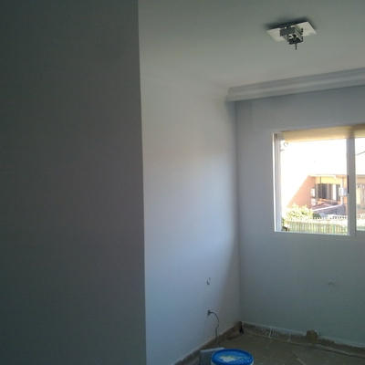 habitacion alisada