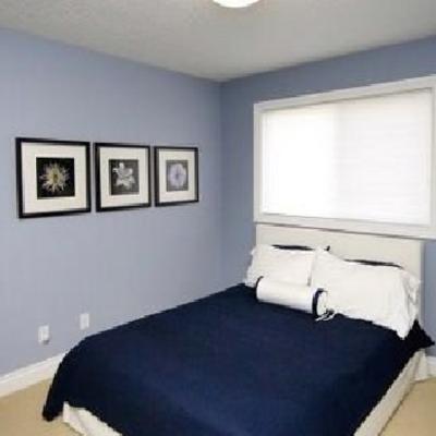 habitacion azulsuave