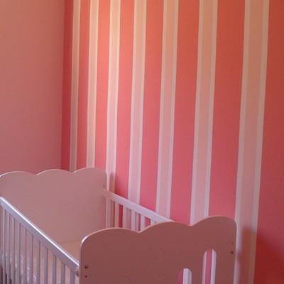 habitación de bebe niña
