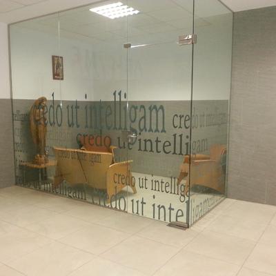 Habitación de cristal