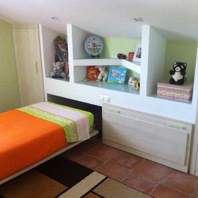 Habitación recogida