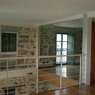 Presupuesto vidrio laminado en illes balears online habitissimo - Tabiques de cristal para viviendas ...