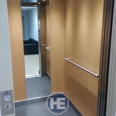 Cabina ascensor Hispanoelevadores