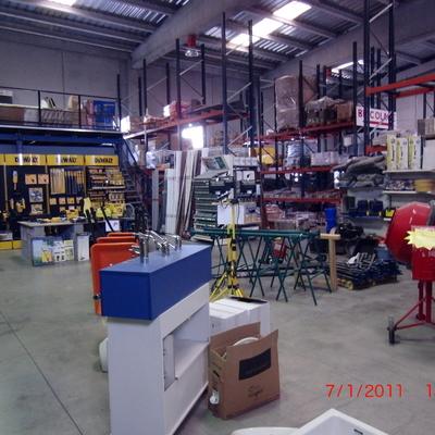herramientas y útiles para la construcción