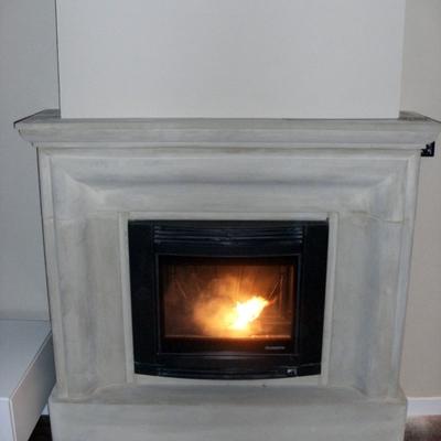 Hogar para calefaccion