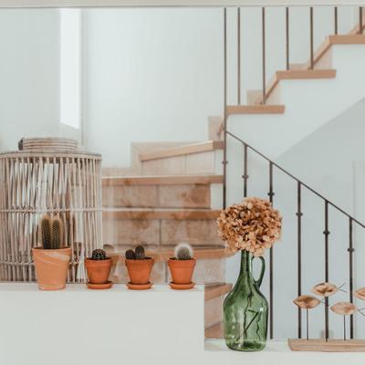 Home Staging escalera