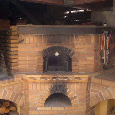 horno leña argentino creixell