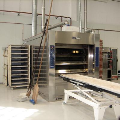 Hornos industriales para obrador de pan