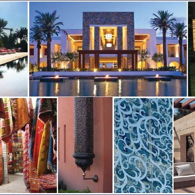 Hotel en Essaouira, Marruecos