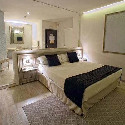 HOTEL LUVE. SAN ANTONIO DE BENAGÉBER