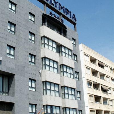 HOTEL OLYMPIA -ALBORAYA