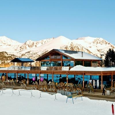 Hotel Pistas Andorra
