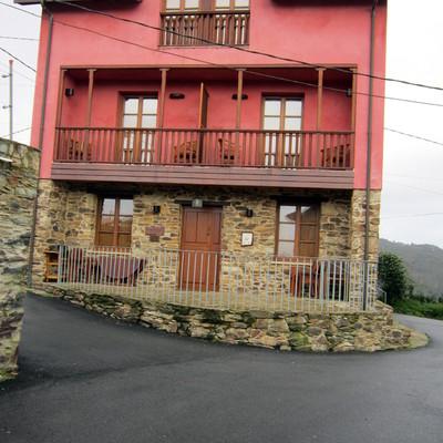 Hotel rural en Somado-Pravia