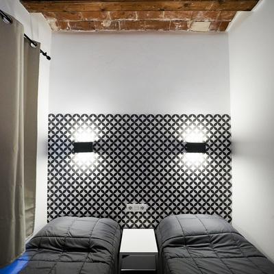 dormitorio aparertamentos turísticos