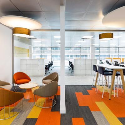 Oficinas Hewlett Packard