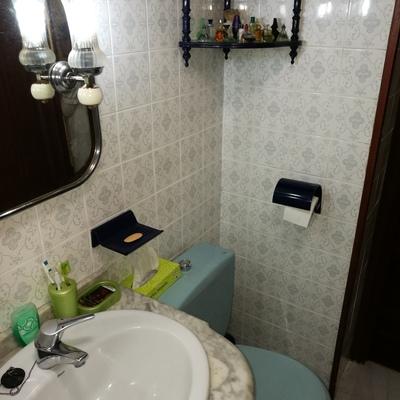baño viejo