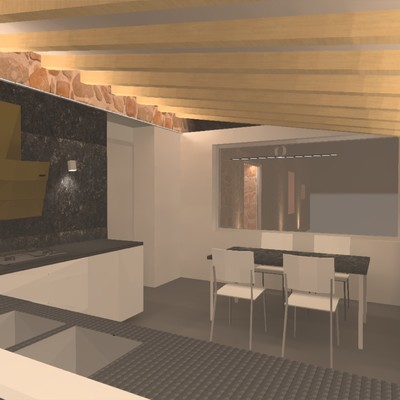 Diseño de iluminacion vivienda