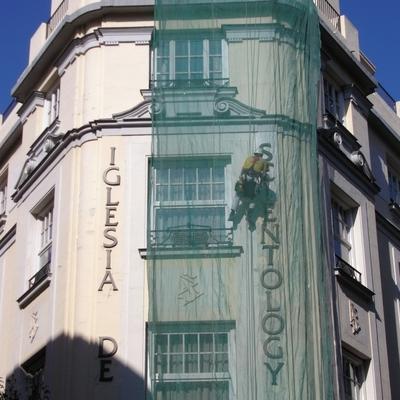IGLESIA CIENCIOLOGIA MADRID
