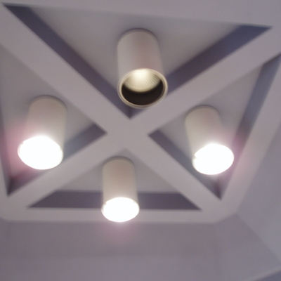 iluminación de portal