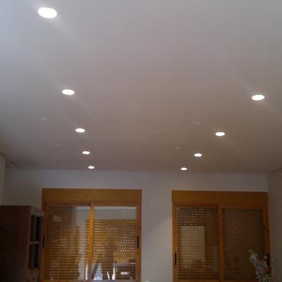 Iluminación en vivienda