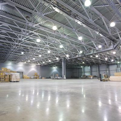 Instalación eléctrica e iluminación en nave industrial