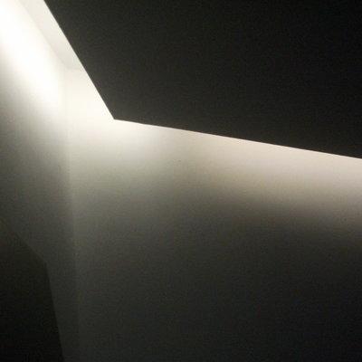 Iluminación indirecta con TIRAS LED