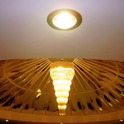 ILUMINACION LED EN HOTEL EN A CORUÑA