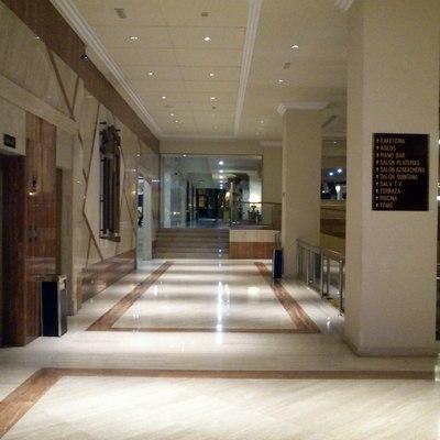 ILUMINACION LED EN HOTEL EN SANTIAGO