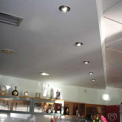 ILUMINACION LED EN HOTEL EN SANXENXO