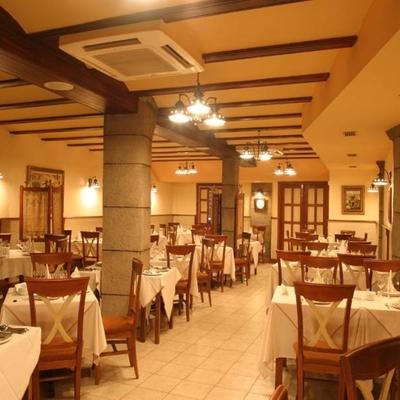 iluminacion restaurante