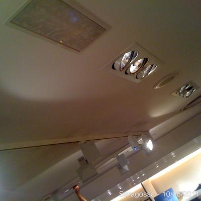 iluminacion Tienda