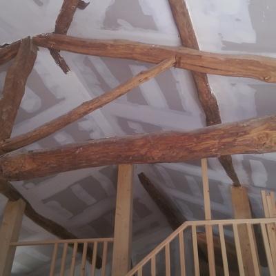 Falsos techos continuos