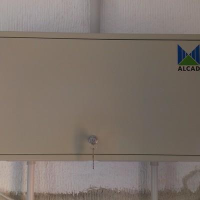 RED DE TV EDIFICIO CULLERA. AMPLIFICACIÓN DE SEÑALES EN CABECERA.
