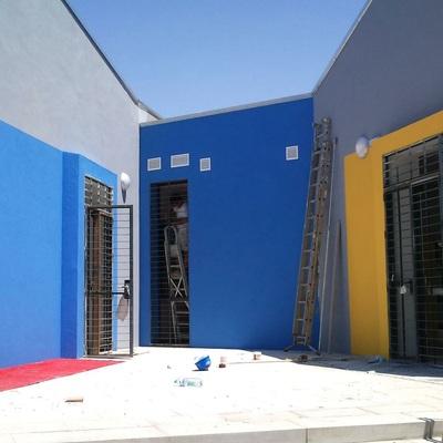 decoración de fachadas