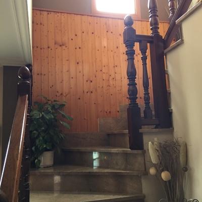 Forrar subida escalera