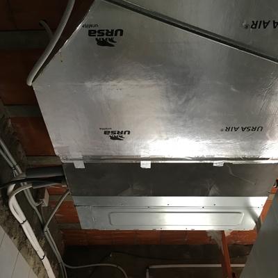 Climatización clínica Aire Acondicionado por Conductos Hiyasu ACY30