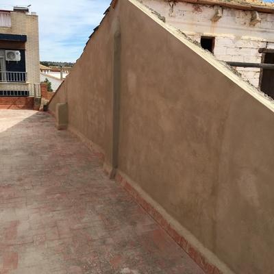 Antigua terraza