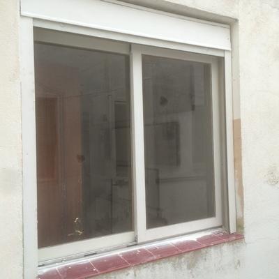 Colocación ventana de segunda mano
