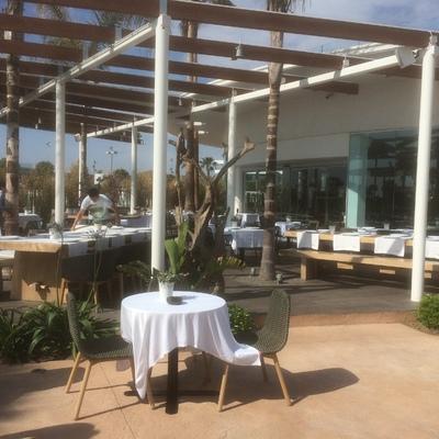 Mesas restaurantes
