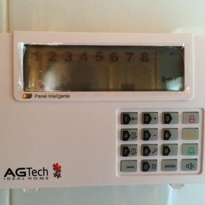 Instalacion de alarmas