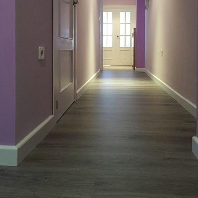 Rehabilitación completa suelo, paredes, puertas 1
