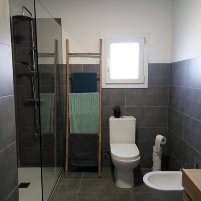 Cuarto de baño Quart de poblet