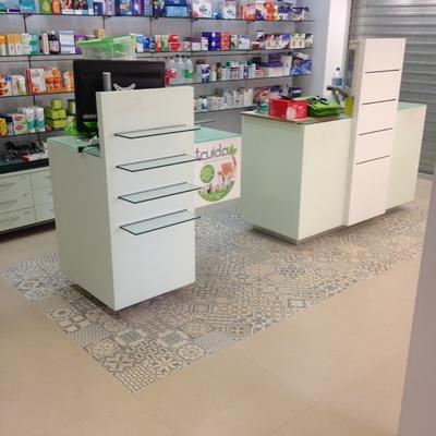 Farmacia acabada