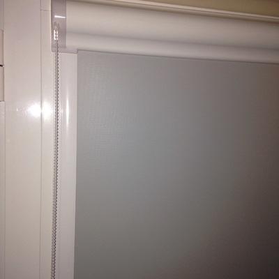 Detalle stor glass integrado en ventana