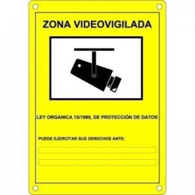 Placa disuatoria CCTV