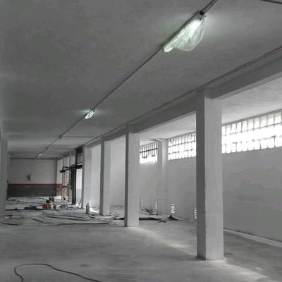 Garaje suelo spoxicos