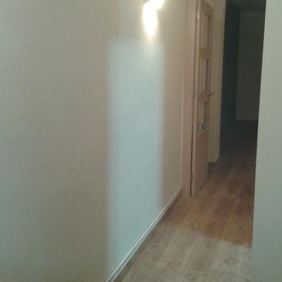 Colocacion parquet, puertas y pintado paredes